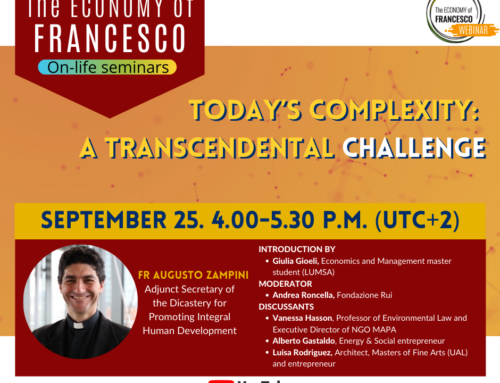 Today's complexity: a Transcendental Challenge
