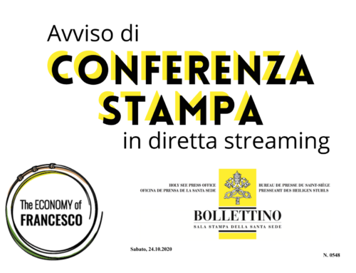 Conferenza Stampa in diretta streaming