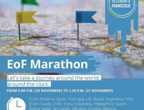 EoF Marathon: AROUND THE CLOCK, AROUND THE WORLD