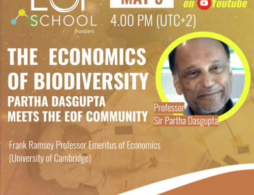 The Economics of Biodiversity – Partha Dasgupta meets EoF Community