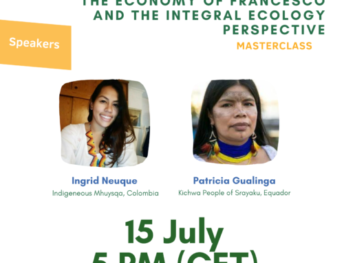 """WFF and EoF Masterclass: """"Integral Ecology"""""""