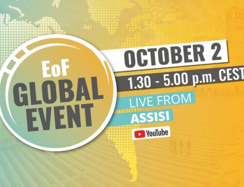 2 octobre 2021 EVENEMENT EoF – Le programme en FR